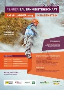 Plakat-Bauernmeisterschaft
