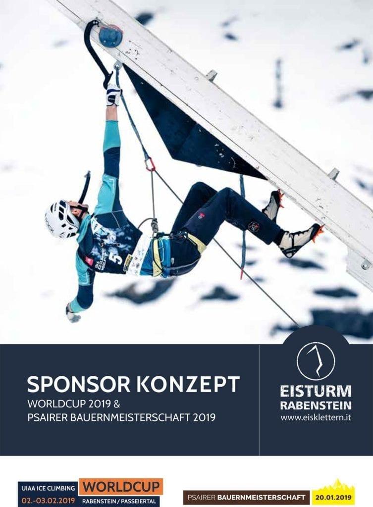 Eisturm Rabenstein Sponsorkonzept 2019