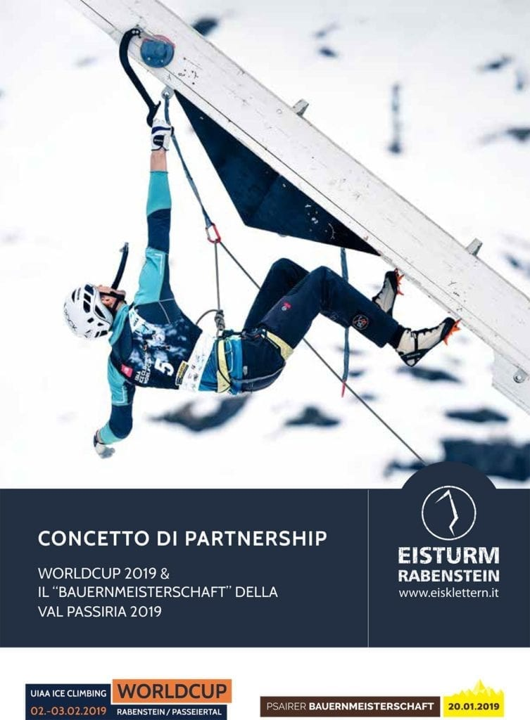 """Concetto di Partnership"" Eisturm Rabenstein 2019"